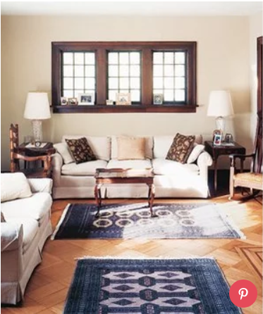 Living-Room and Dining-Room Makeovers