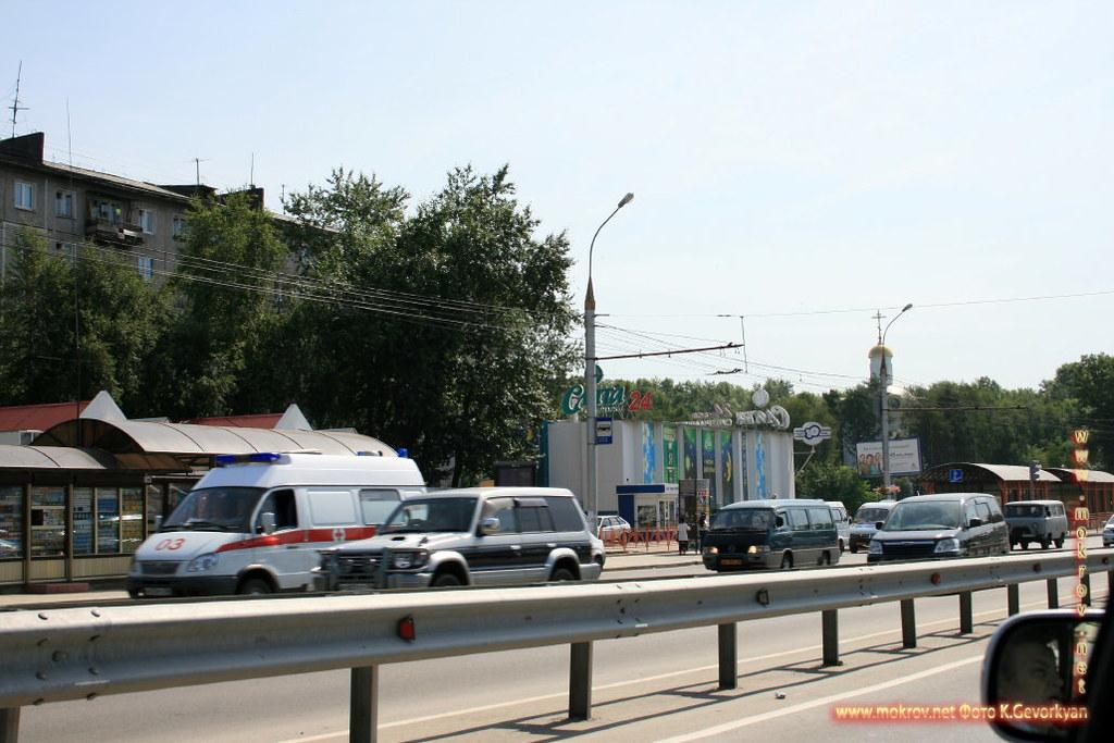 Город Иркутск фоторепортажи.
