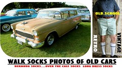 Walk socks And Old Cars  vol 8
