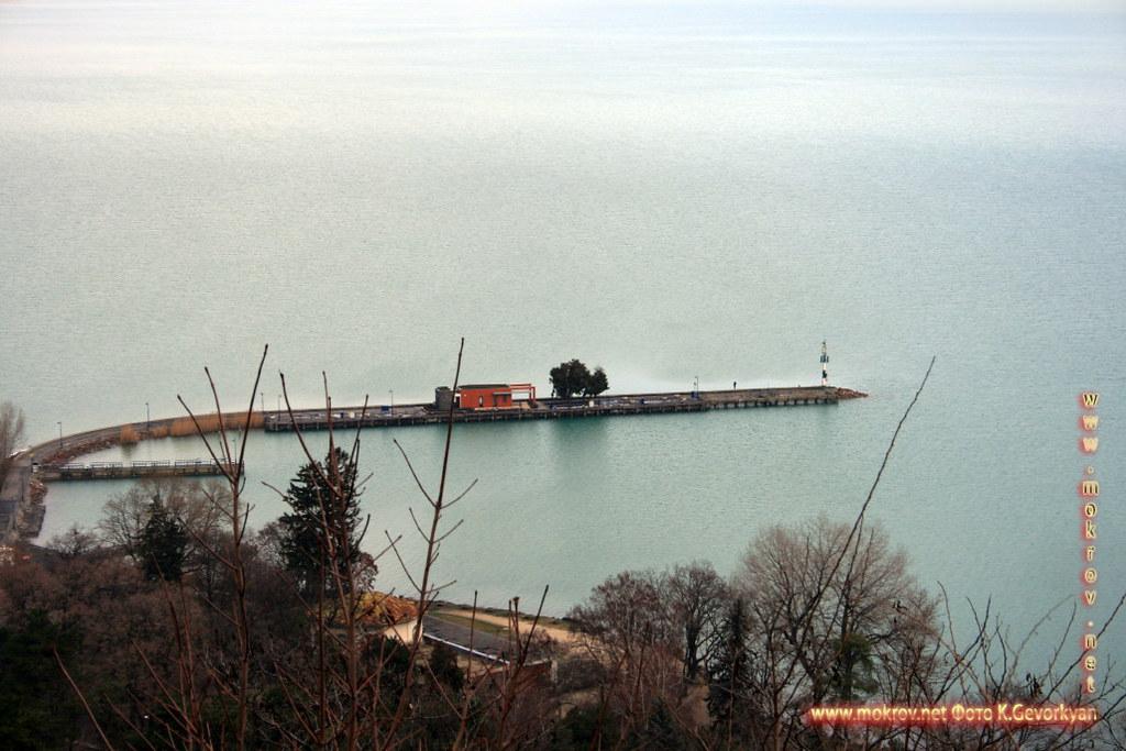 Полуостров Тихани — Венгрии активный отдых с фотокамерой