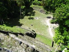 Yaxha Acropolis Este Ciudad Maya Sitio Arqueologico Guatemala  08