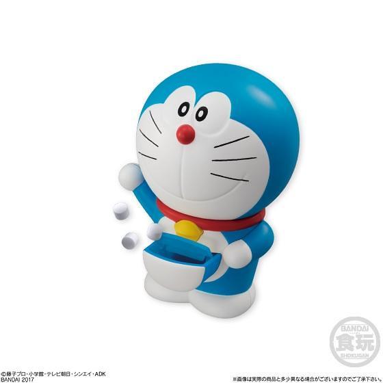 《哆啦A夢》四次元口袋 趣味盒玩! ドラえもん 四次元ポケットラムネケース