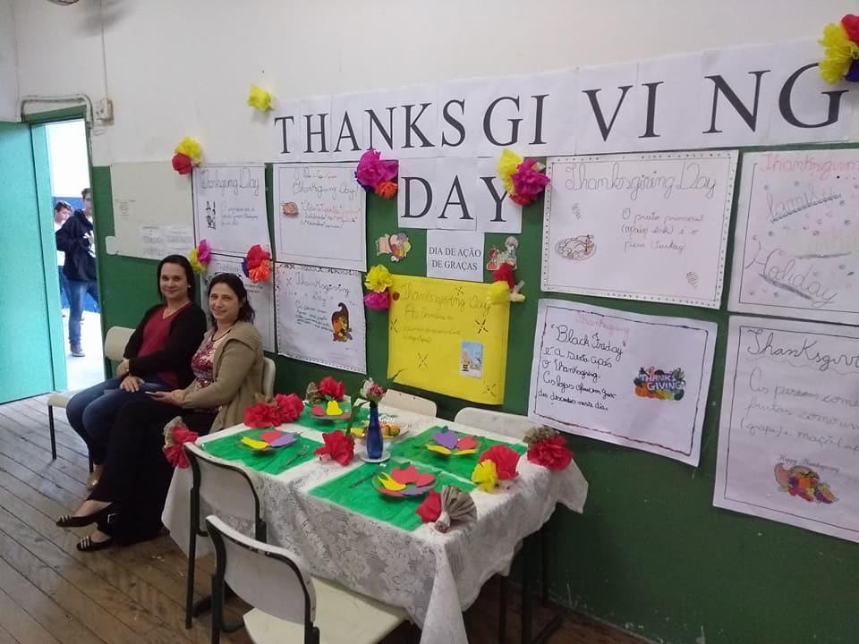 II Feira do Conhecimento na escola Lourenço Senne