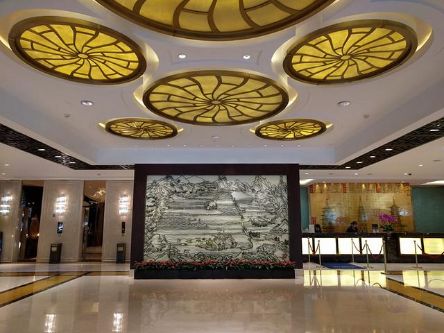 Sofitel lobby