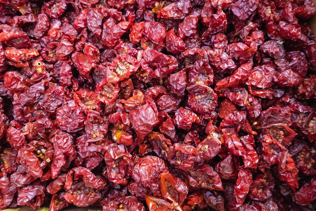 Dried Red