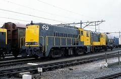 - Niederlande  Baureihe 2200  New Scan