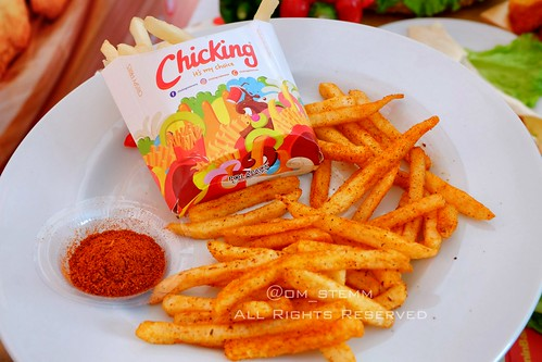 Tandoori Fries