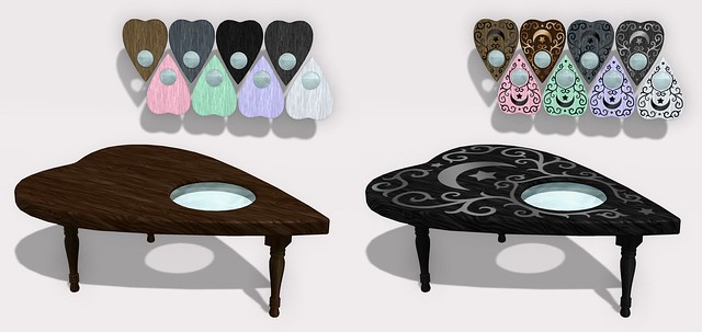 valdemar planchette tables