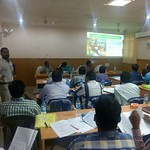 Strategy meeting @ Conference hall , Deputy Director Agriculture Office on November 9, 2017