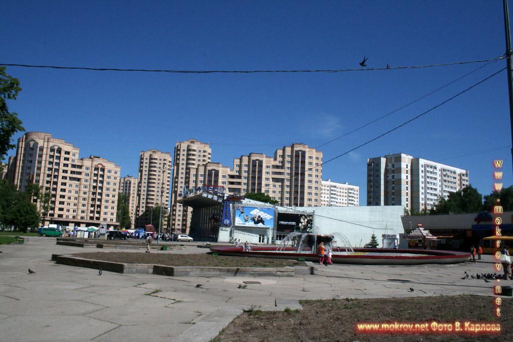 Город Зеленоград фото достопримечательностей