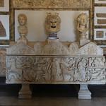 Sarcofago con mito di Selene (Luna) ed Endimione (metà del II secolo dC.) - Sala del Fauno - Musei Capitolini Roma - https://www.flickr.com/people/94185526@N04/