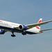 British Airways Boeing 787-9 Dreamliner G-ZBKH
