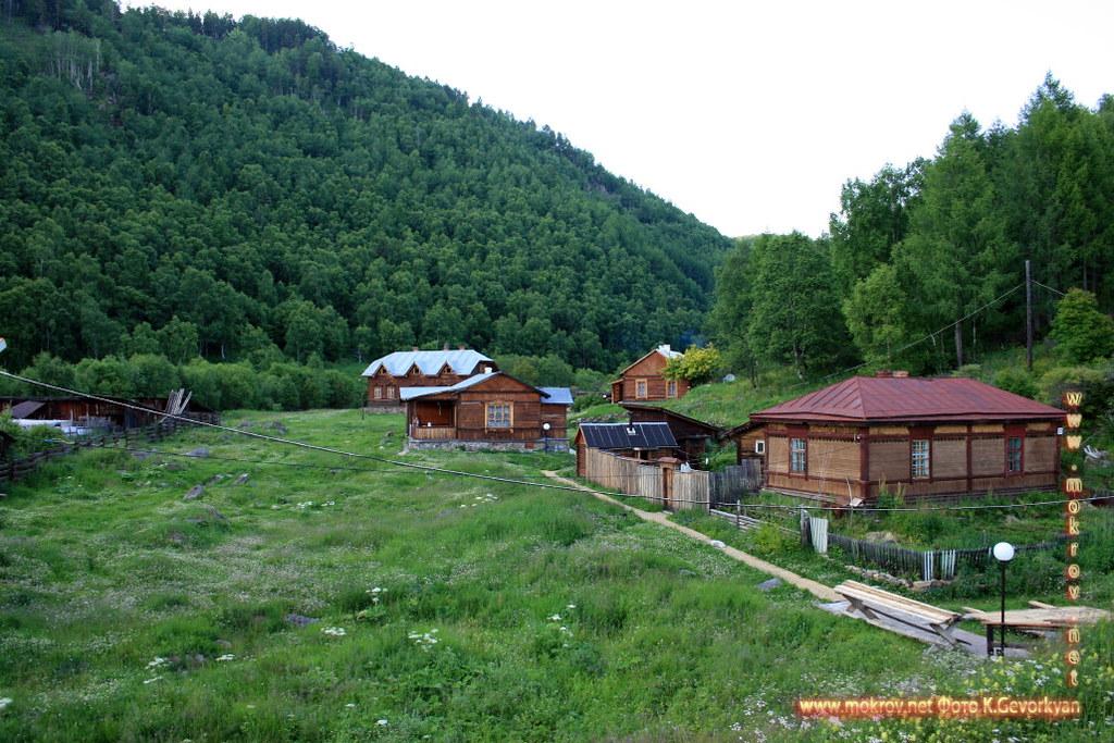 Деревня Шумиха Озеро Байкал фотопейзажи