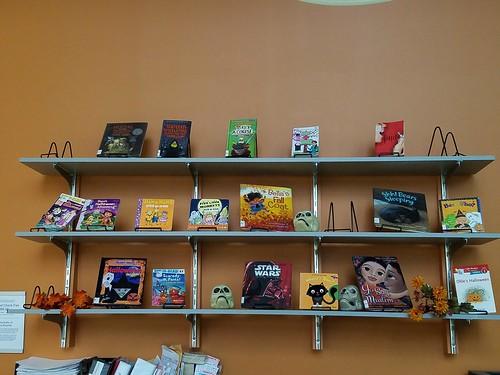 Rosedale Library Display