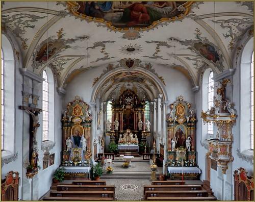 Jengen – Pfarrkirche St. Martin