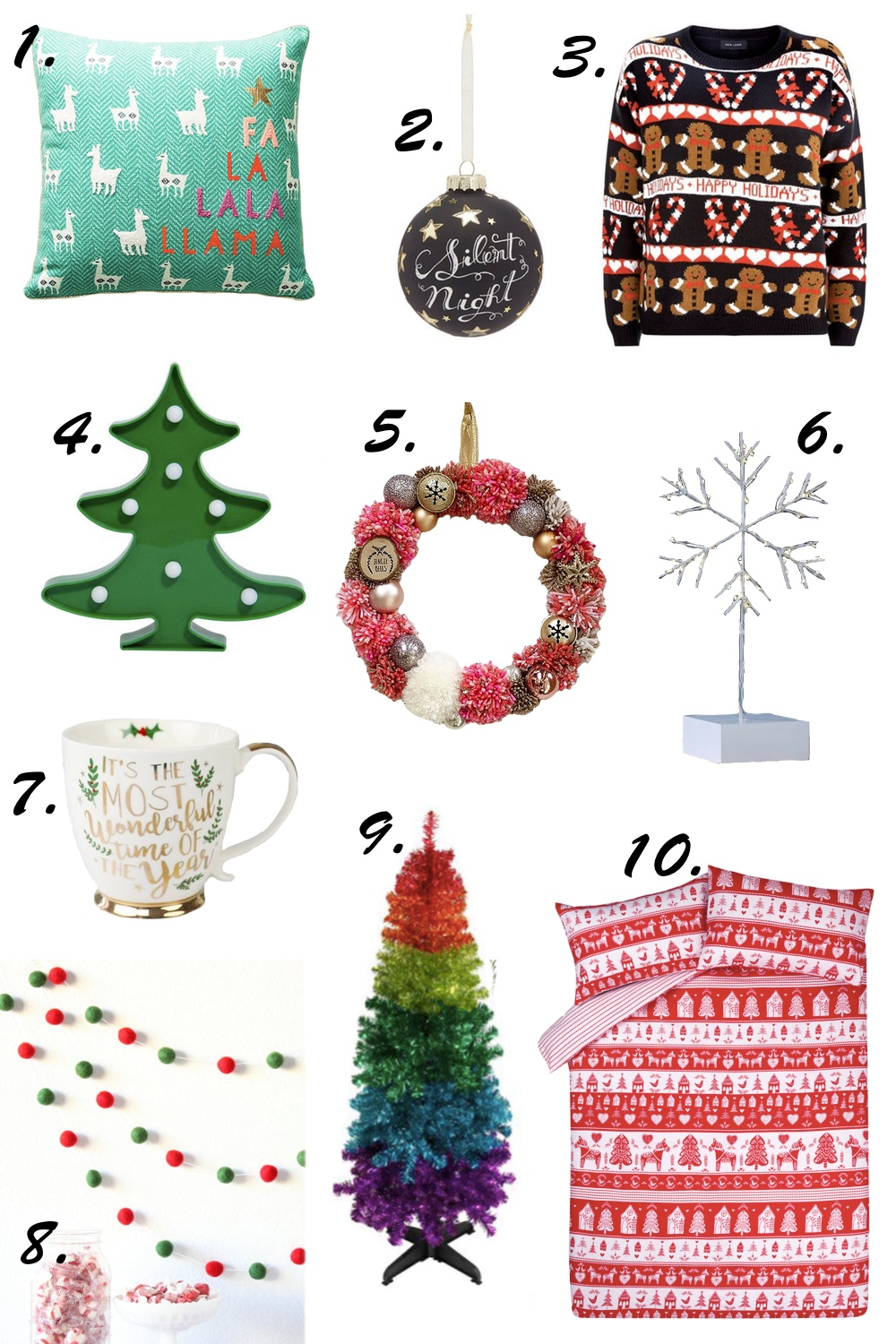 Christmas Decorations Guide -Top Picks - Nomad Seeks Home