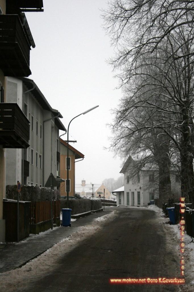 Мисбах — район в Германии фотопейзажи
