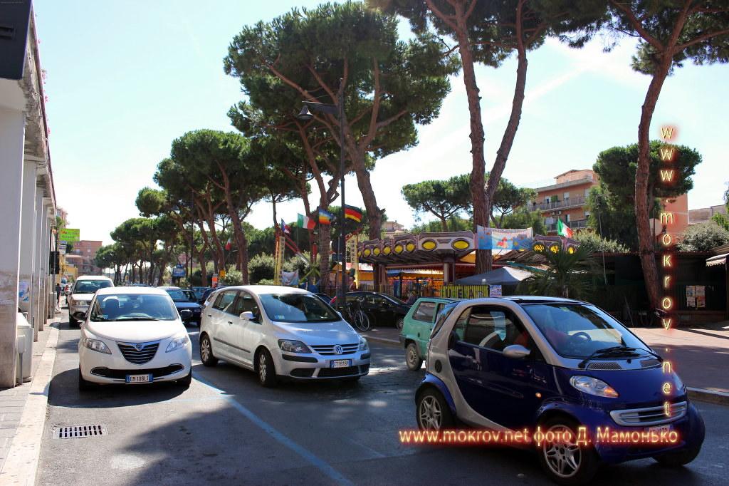 Ладисполи — город в Италии фото достопримечательностей
