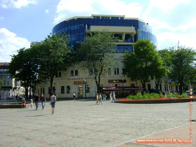 Исторический центр Города Одесса — Украина в этом альбоме фотоработы