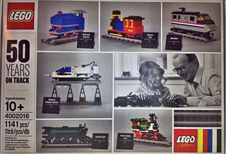 50 years on track - credit thebrickfan.com