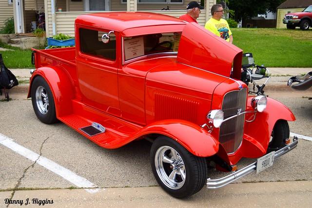 Classic Car Show.  Oregon, Illinois.  DSC_5800