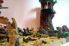 Lego Star Wars: MOC Battle of kashyyyk