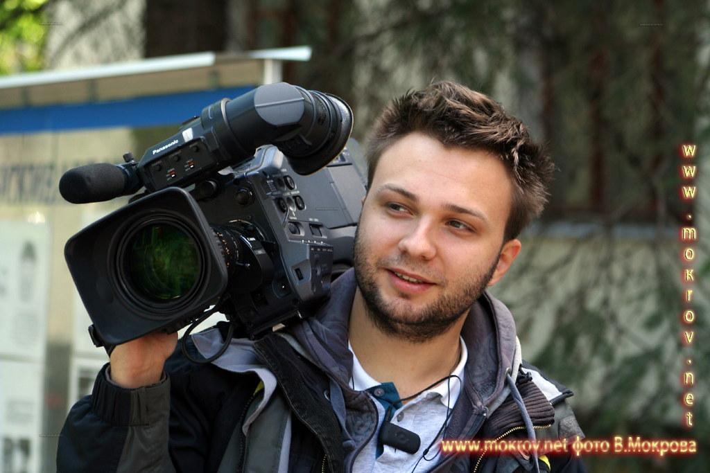 Сергей Дадашьян и фотография