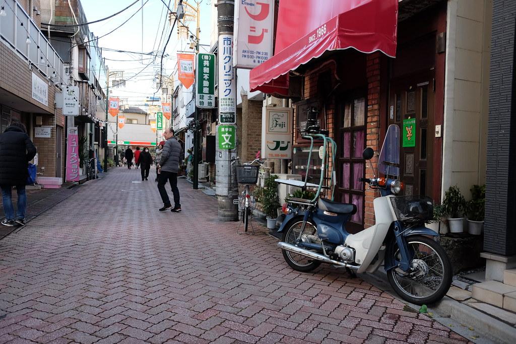 高円寺 2017/11/23 X7009532