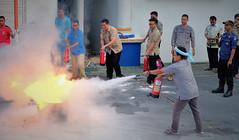 Pemadaman Api menggunakan APAR
