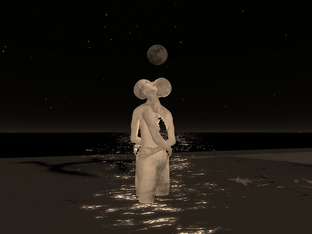 Shattered by Unobtainable Love -Split Decision Under A Whithering Moon