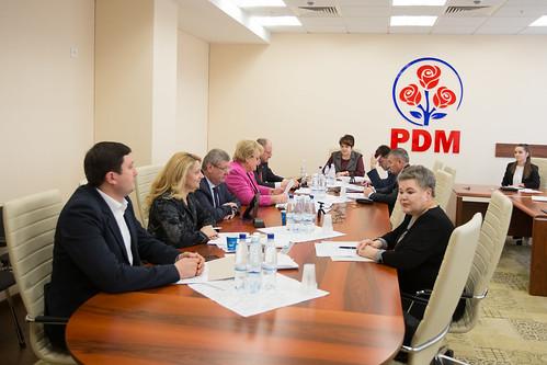 06.12.2017 Ședința Comisiei protecție socială, sănătate și familie