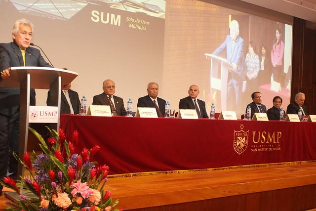 """Universidad de San Martín de Porres clausuró suprograma """"Universidad Interna 2017"""""""
