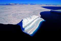 Iceberg in McMurdo Sound, variant