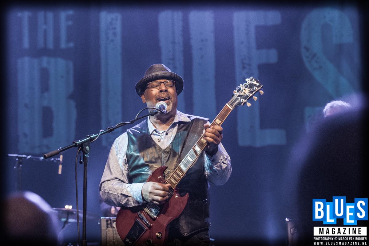 Flirting with The Blues 2017 - Jr. Mack
