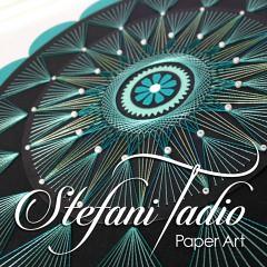 Stefani Tadio Paper Art