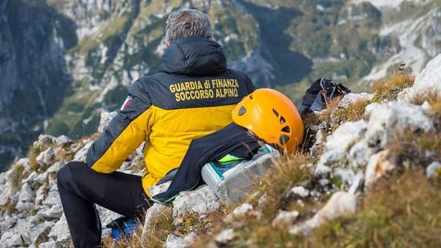 gdf Tecnico di Soccorso Alpino