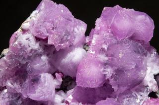 calcite var. cobaltoan calcite