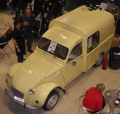 Citroën 2CV Van