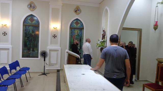 Inauguração da Capela do Noviciado Masculino em Corbélia/PR