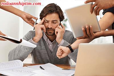 Rung nhĩ được kích hoạt bởi sự căng thẳng thường xuyên