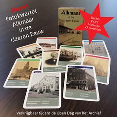 Kwartet 'Alkmaar in de IJzeren Eeuw'
