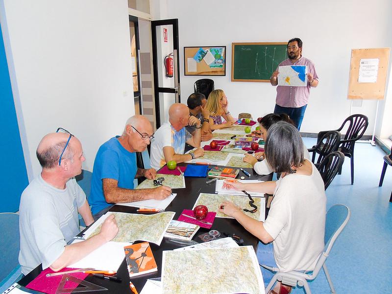 Curso preparación de actividades de senderismo