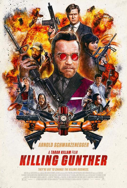 Killing Gunther - Poster 1