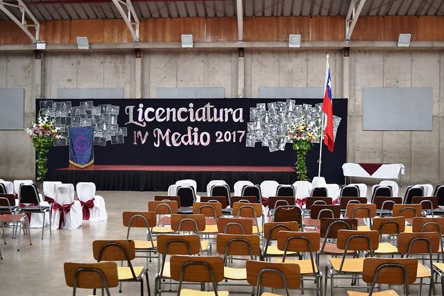 Licenciatura 4º Medios 2017