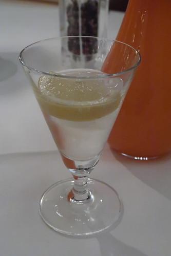 Martini als Aperitif