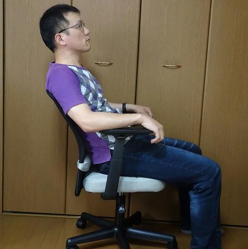 ニトリNターゲットは腰痛持ちに優しい
