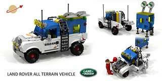 Landrover All Terrain Vehicle