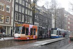 Nieuwezijds Voorburgwal - Amsterdam (Netherlands)