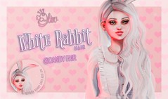.Olive. the White Rabbit Hair @ Candy Fair