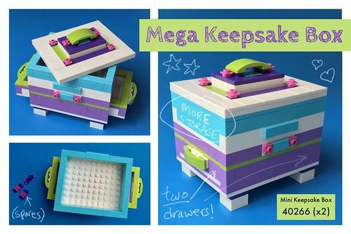 Mega Keepsake Box!